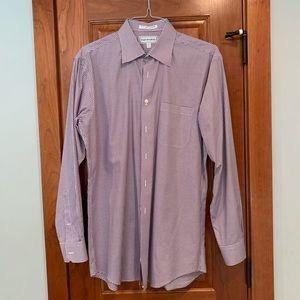 Paul Fredrick Men's Dress Shirt
